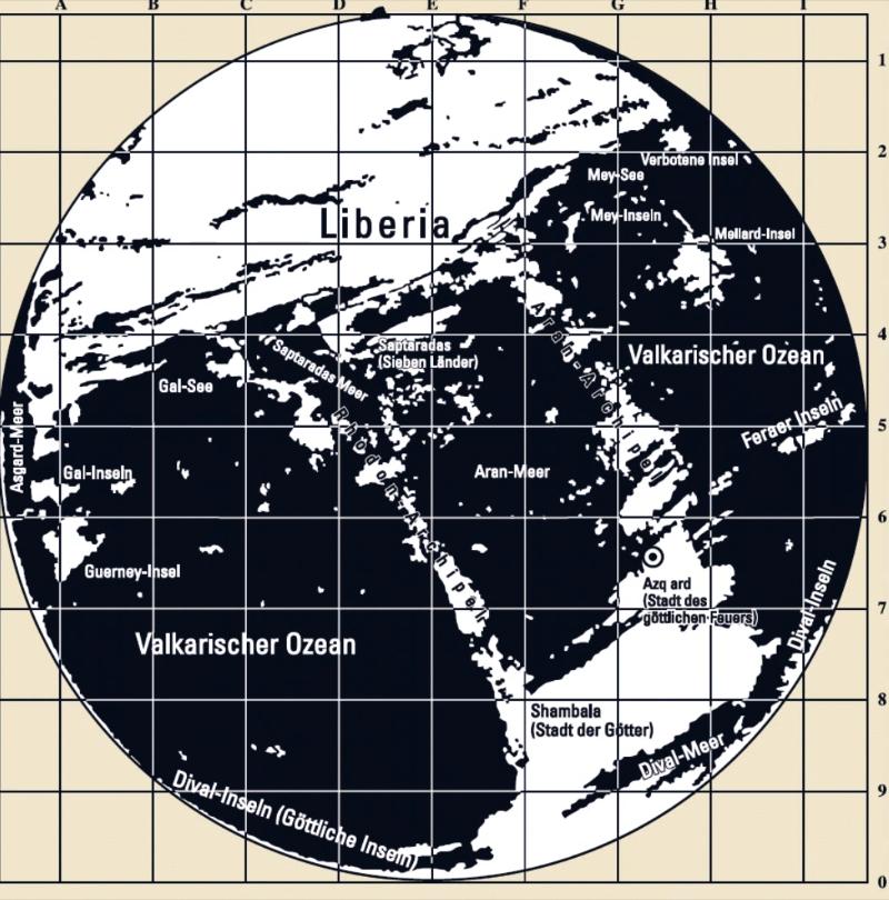 Hollow Earth Liberia