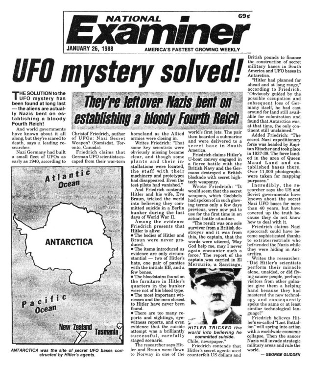 National Examiner  1988