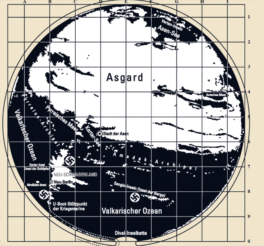 Hollow Earth Asgard