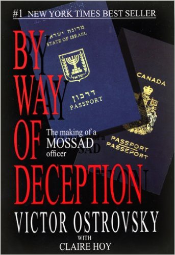 By Way of Deception Victor Ostrovsky